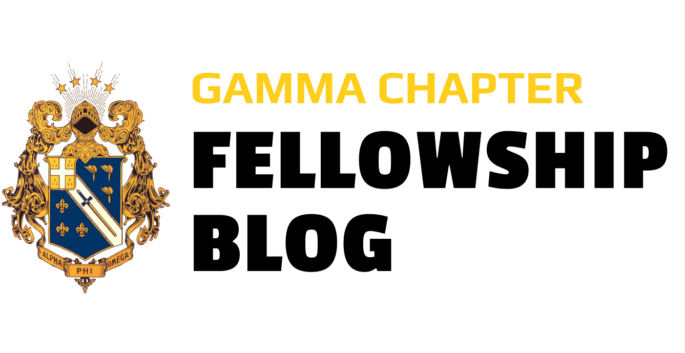 Fellowship Blog